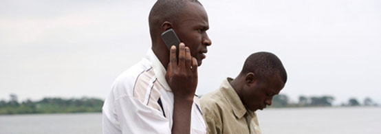 Mobile Market Study on Africa