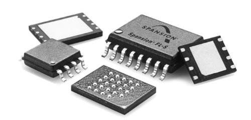 Spansion Serial Flash Memory