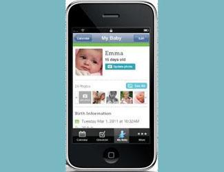 My Baby Today App