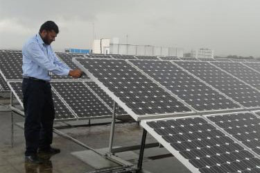IBM Solar Power Solution