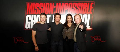 Mission Impossible—Ghost Protocol